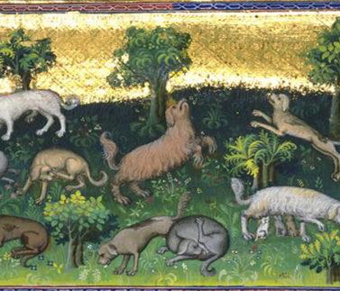 alimentazione cani medioevo, Gaston III Livre de Chasse